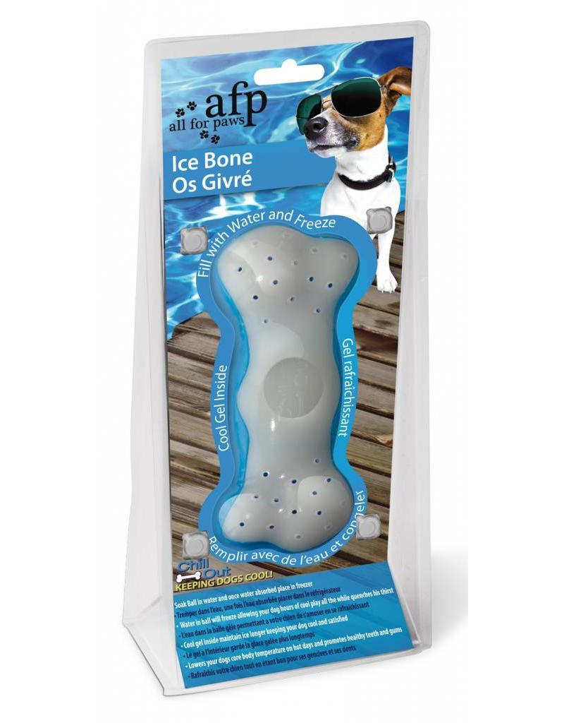 AFP Dog cool toy Ice Bone