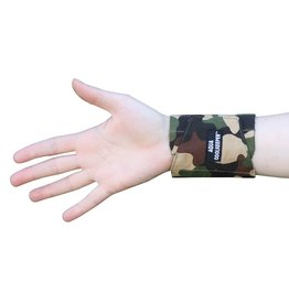 Aqua Coolkeeper Cooling Wristband Camouflage