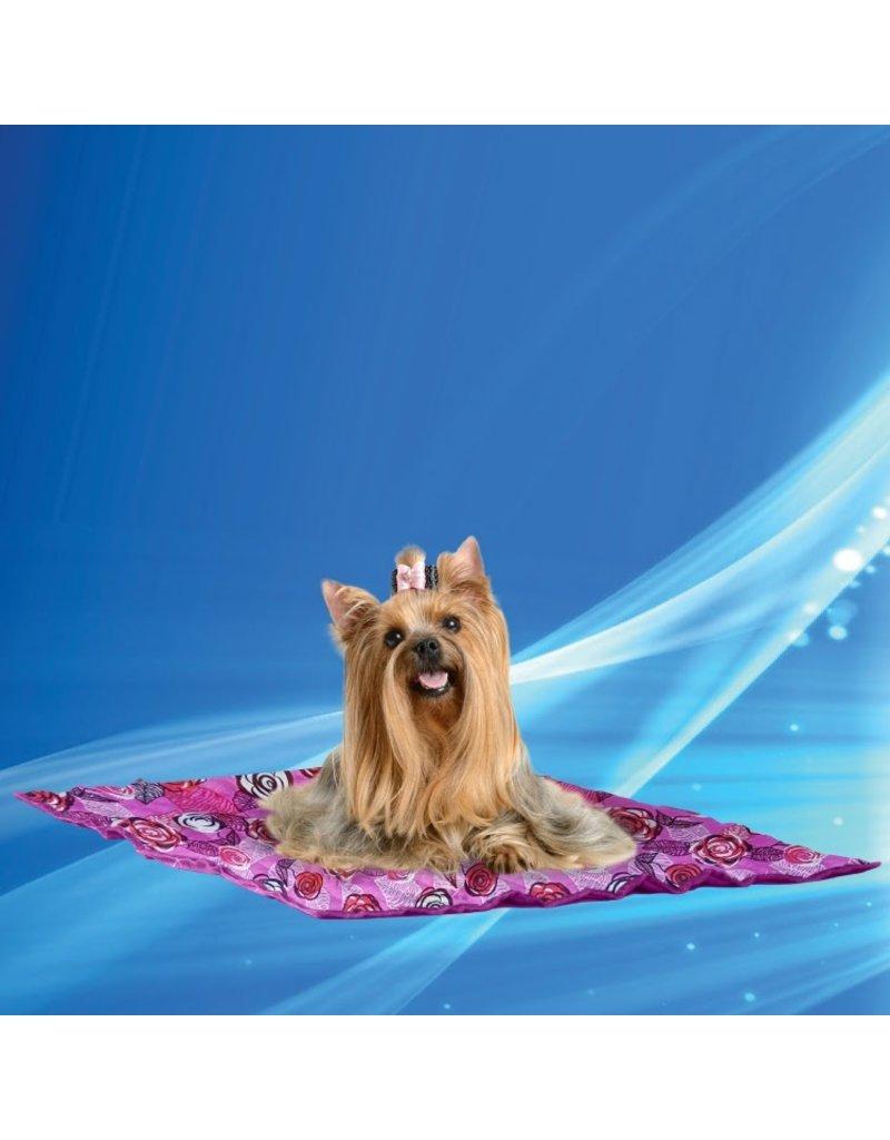 Aqua Coolkeeper Koelmat hond Roses