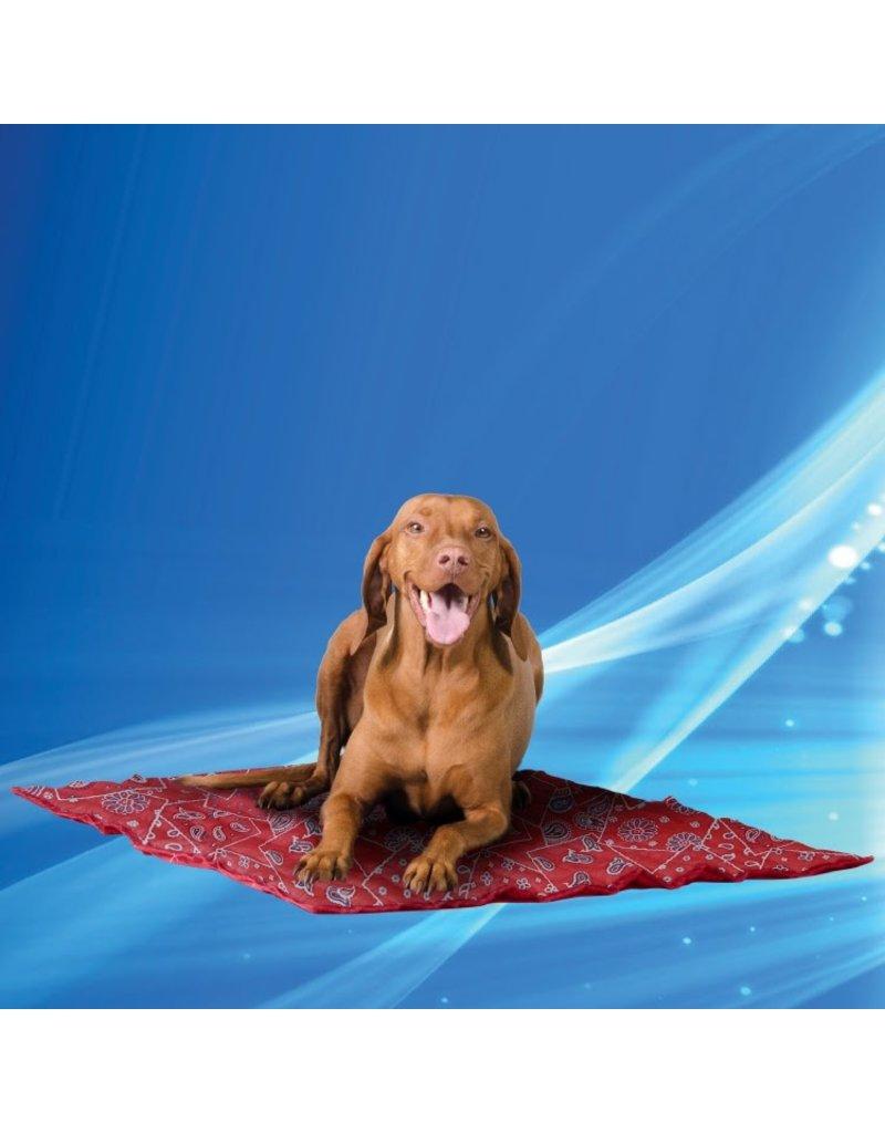 Aqua Coolkeeper Koelmat hond Red Western