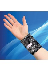 Aqua Coolkeeper Cooling Wristband Scottish Grey