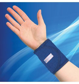 Aqua Coolkeeper Cooling Wristband Pacific Blue