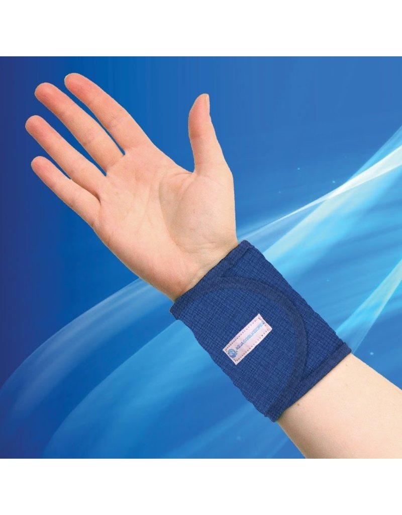 Aqua Coolkeeper Koel polsband Pacific Blue