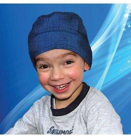 Aqua Coolkeeper Koel Bandana Pacific Blue Kids
