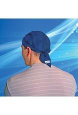 Aqua Coolkeeper Cooling Bandana Pacific Blue
