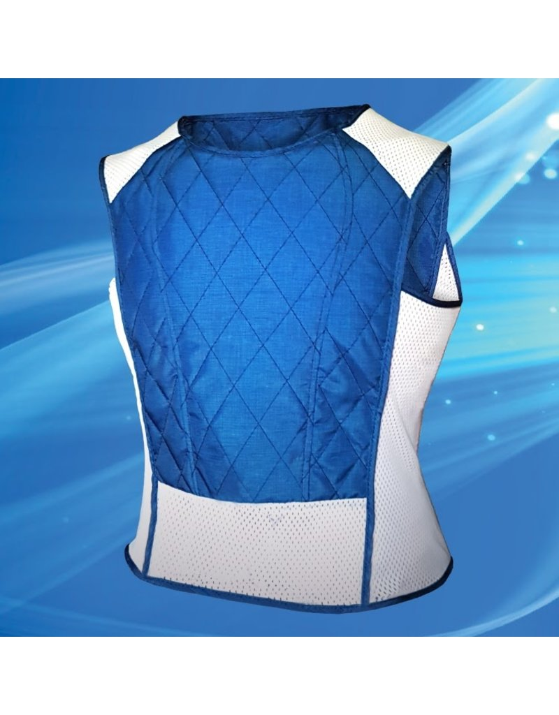 Aqua Coolkeeper Cooling Sportvest Blue