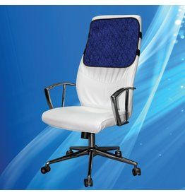 Aqua Coolkeeper Cooling mat for chair Pacific Blue