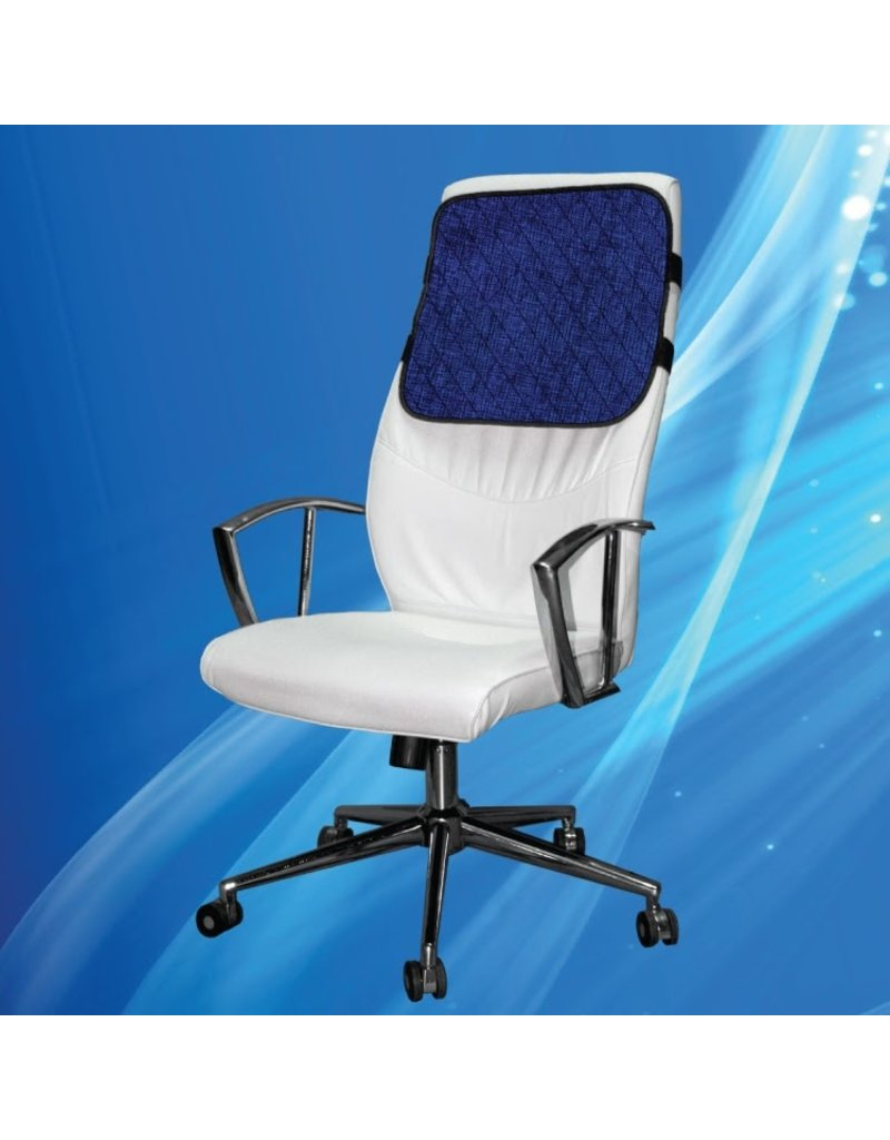 Aqua Coolkeeper Koelmat voor stoel Pacific Blue
