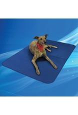 Aqua Coolkeeper Koeldeken hond Pacific Blue