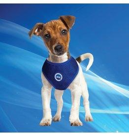 Aqua Coolkeeper Honden Koeltuigje Round Loop Pacific Blue