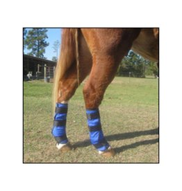 HyperKewl Cooling Horse Leg Wraps Blue