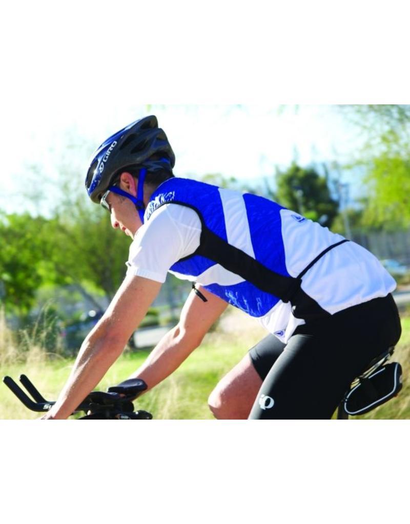 HyperKewl Velo Cycling Vest Blue