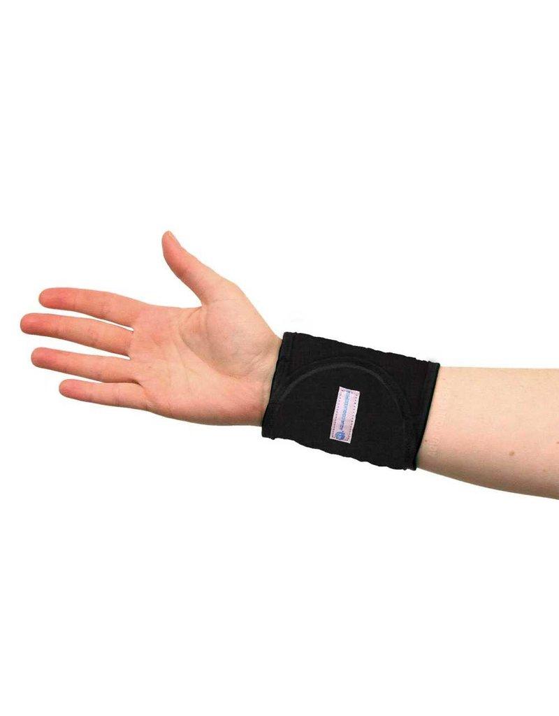 Aqua Coolkeeper Cooling Wristband Black