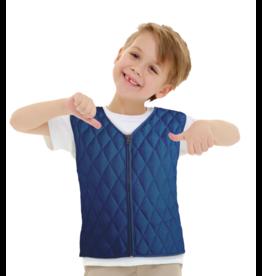 Aqua Coolkeeper Cooling vest Blue Kids