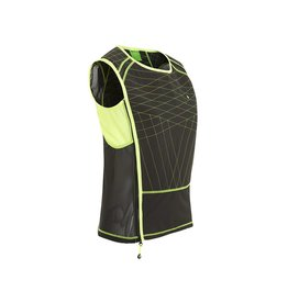 HyperKewl Aerochill Women's Fitness Cooling Vest Yellow