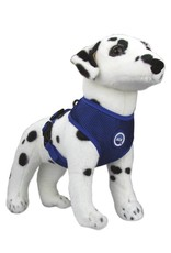 Aqua Coolkeeper Pet Cooling harness Round Loop Pacific Blue