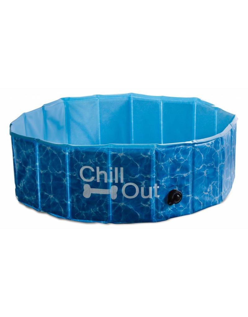 AFP Dog Pool Chill Out