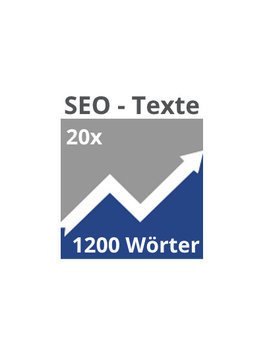 20x SEO-Texte (1200 Wörter)