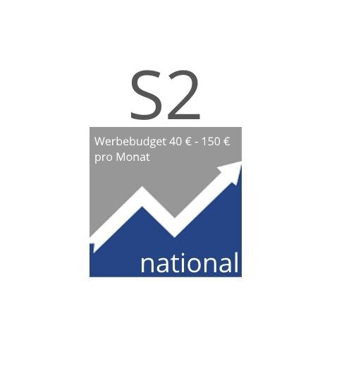 SEM Paket National S2 (12 Monate)