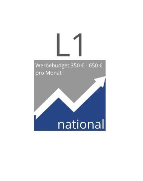 SEM Paket National L1 (6 Monate)
