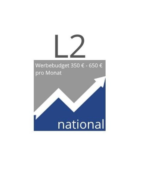 SEM Paket National L2 (12 Monate)