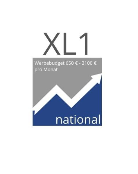 SEM Paket National XL1 (6 Monate)