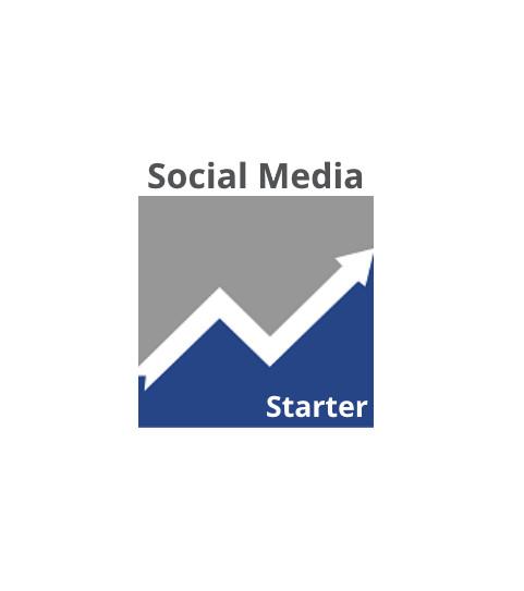 Starter Paket: Erstellung einer Fanpage (1 Social Media Plattform Ihrer Wahl)