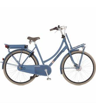 Cortina E-U4 damesfiets Dull Blue RB8
