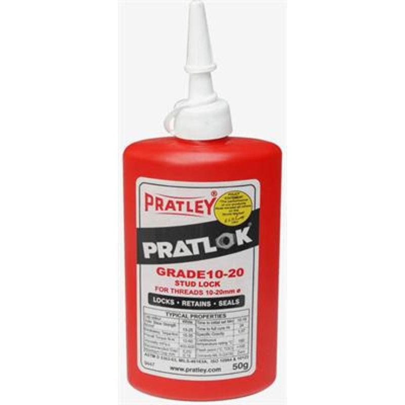 Pratley Pratlok schroefdraadborgmiddel M10-M20