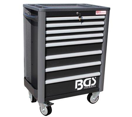 BGS gevulde gereedschapswagens