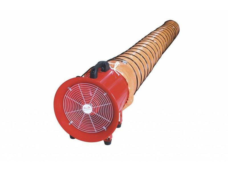 Slang voor ventilator 200 mm