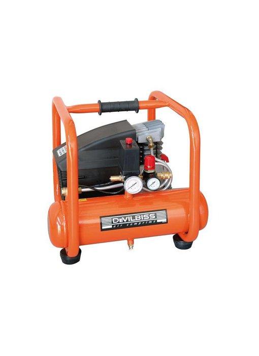 DeVilBiss Draagbare Compressor 6L