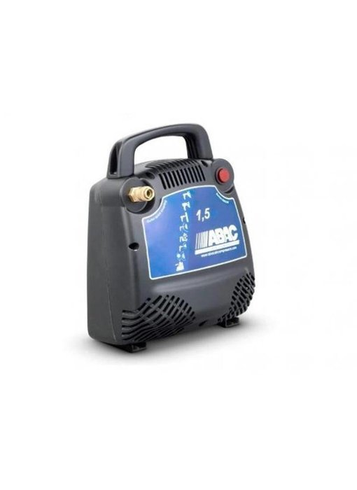 Abac Draagbare compressor 1.1 kW