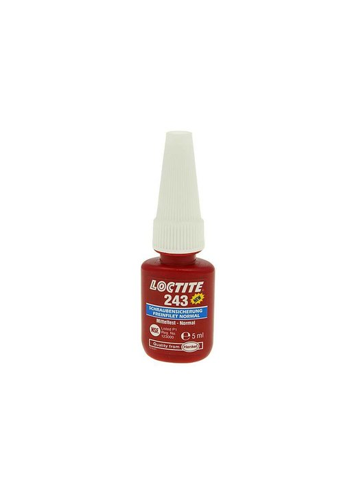 Loctite 243 5ml Borgmiddel Medium