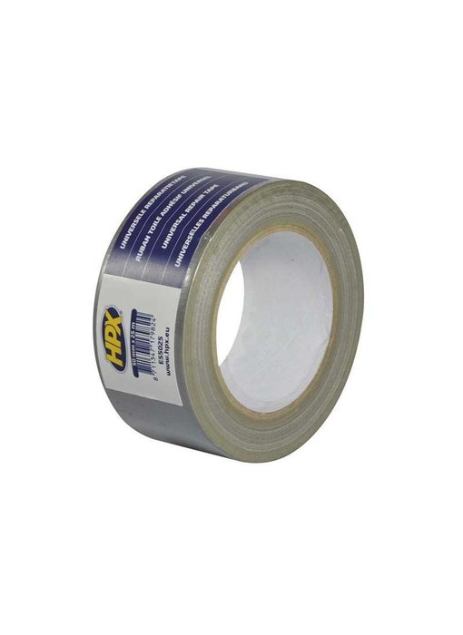 HPX American Duct Tape Zilver