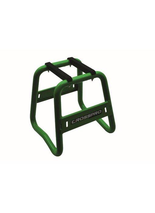CrossPro MX Stand Aluminium groen