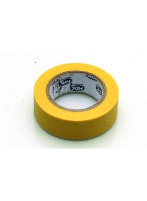HPX Isolatietape geel