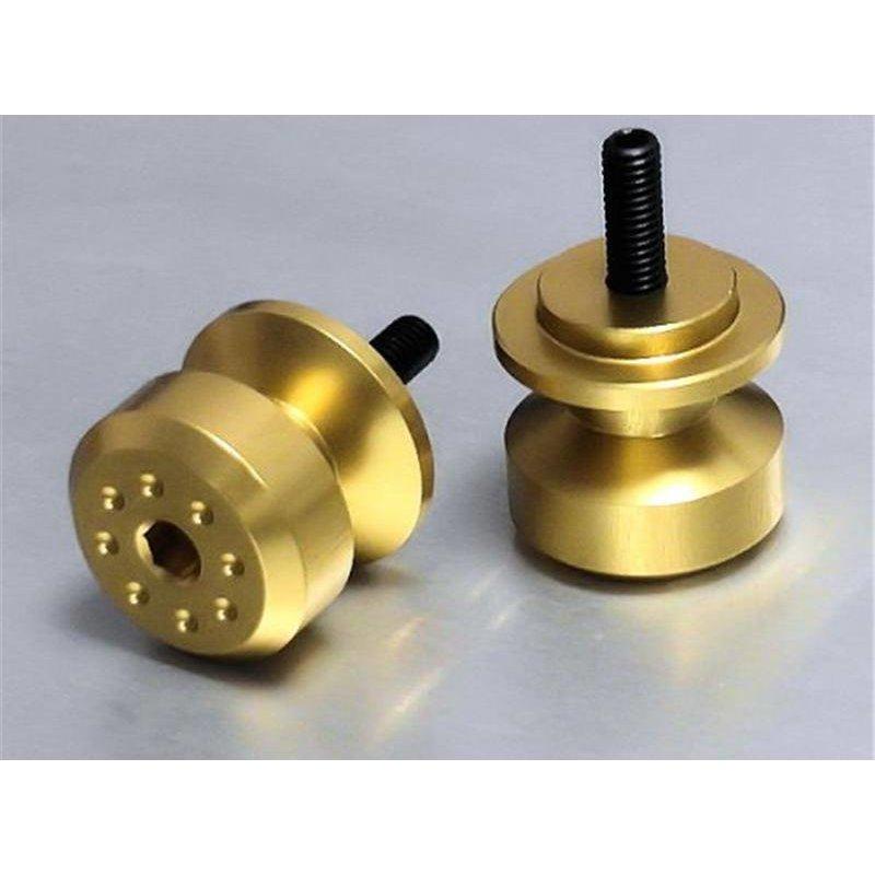 Gouden aluminium bobbins