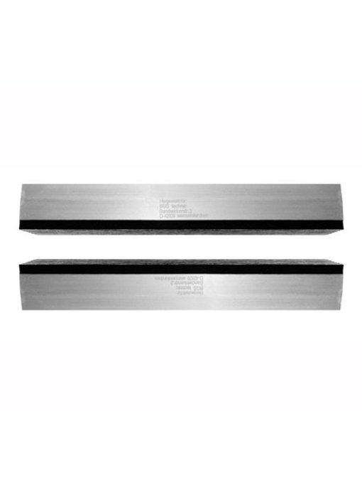 Rubber gecoat alluminium beschermers 150 mm