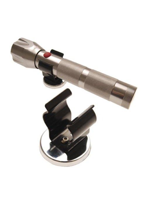 BGS Magnetische clip tbv zaklamp