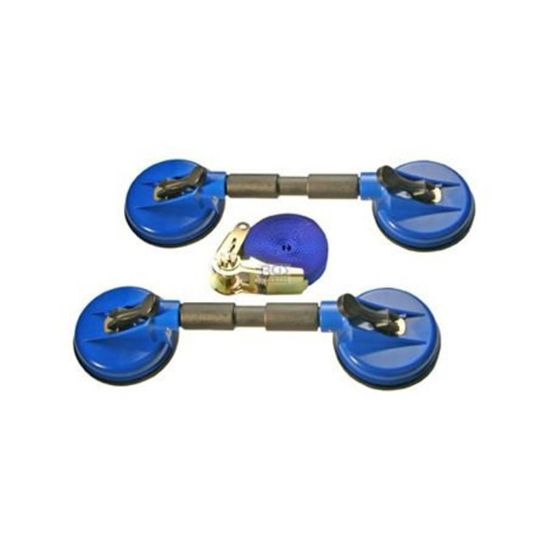 BGS Zuignap lifter set 3-delig