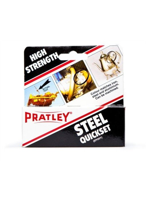 Pratley Steel Quickset