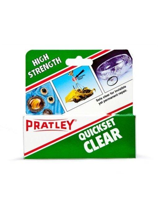 Pratley Quickset Clear