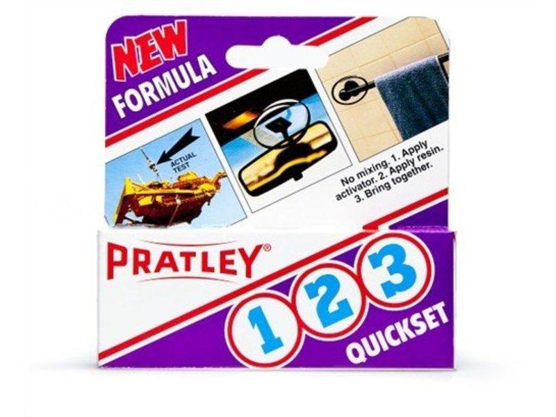 Pratley 1-2-3 Quickset