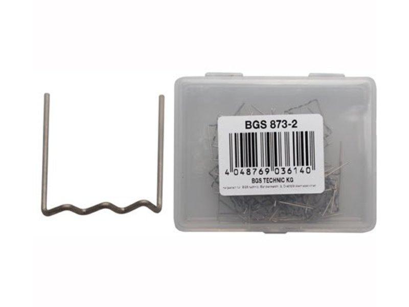 BGS 0.8 mm plastic reparatie krammen