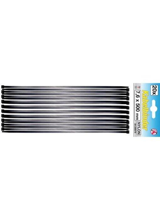 BGS Kabelbinders 7.6x500