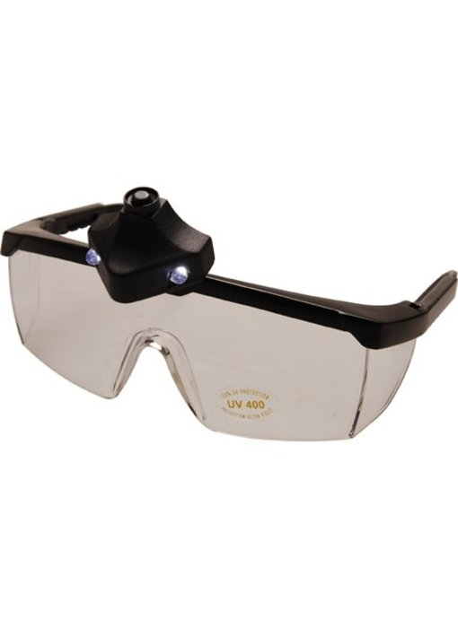 BGS LED veiligheidsbril