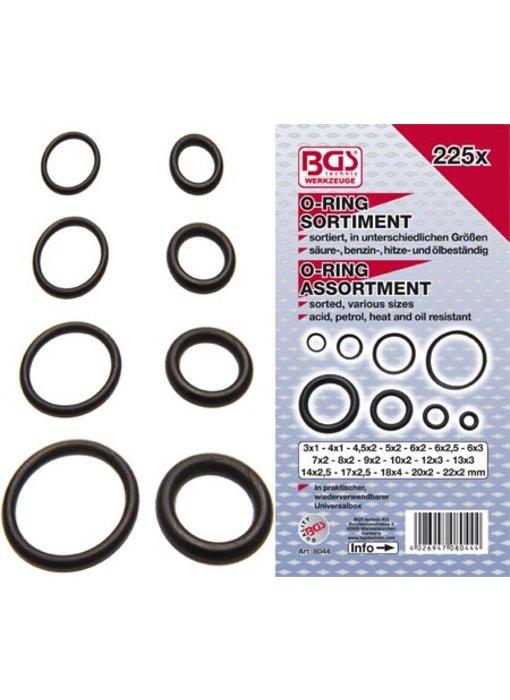 BGS O-ringen 225-delig