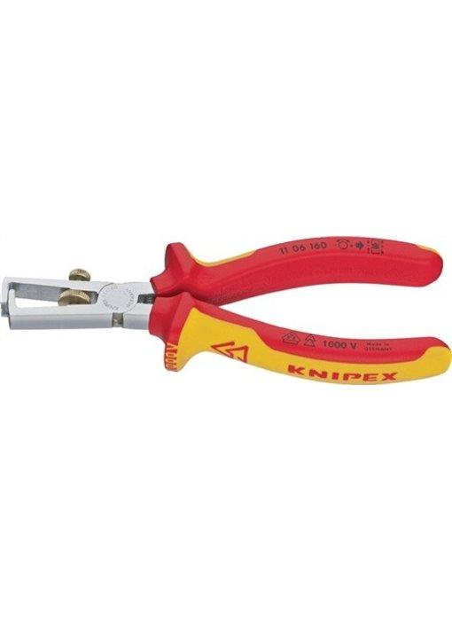 Knipex VDE afstriptang 160 mm