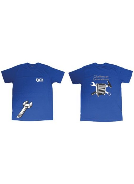 BGS T shirt Maat XXL